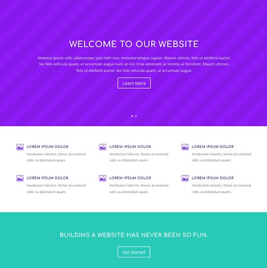 diseño página web empresa