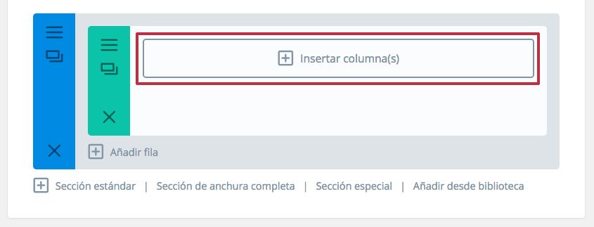 añadir columna tema divi