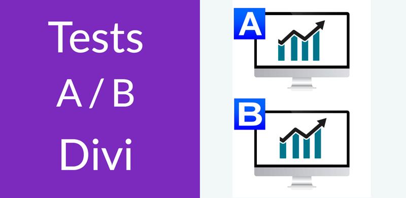 Cómo crear Tests A/B con el constructor web de Divi