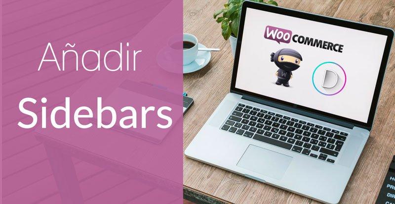 Divi con WooCommerce | Crear diferentes Sidebars para Blog y Tienda