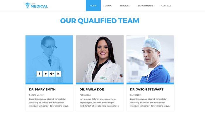 web de empresa profesional