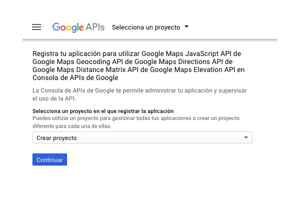 api google maps divi